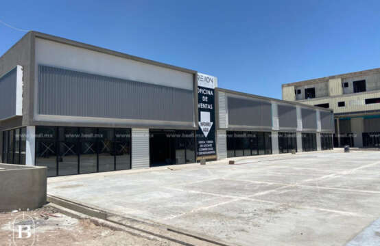 LOCAL COMERCIALE EN PREVENTA REJON PLAZA $2,391,734